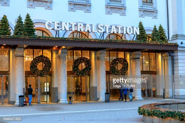 Stockholm Central Station Stock Photos and Pictures | Getty Images