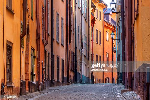 Stockholm - Old Town Alley