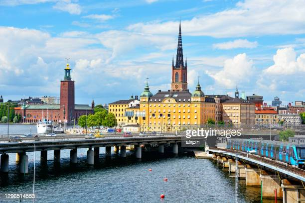 stockholm old town, sweden - stockholm stock pictures, royalty-free photos & images