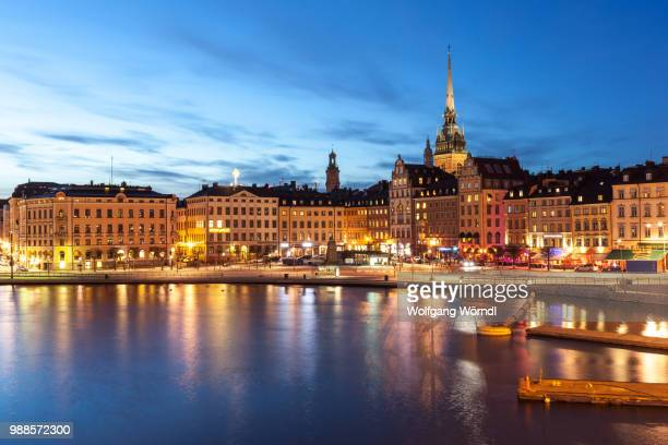 stockholm - wolfgang wörndl stock pictures, royalty-free photos & images