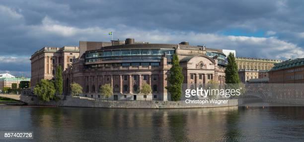 Stockholm - Rigsdag
