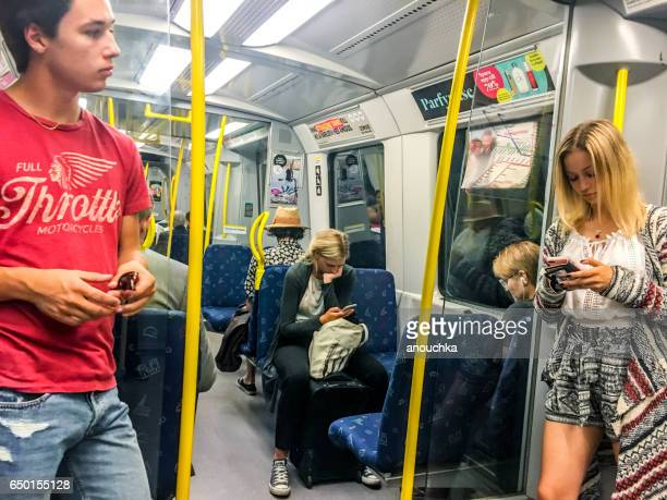 Stockholm Subway, Sverige