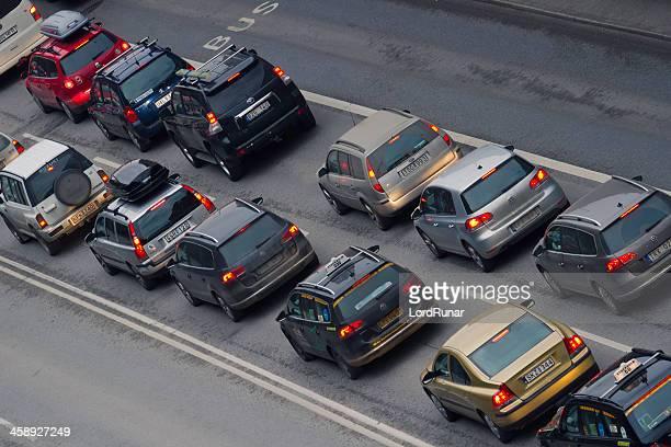 Stockholm traffic