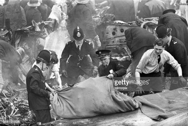 Stockport Air Disaster was the crash of a Canadair C-4 Argonaut aircraft owned by British Midland Airways, registration G-ALHG, near the centre of...