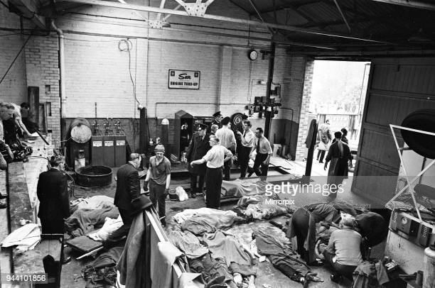 Stockport Air Disaster was the crash of a Canadair C4 Argonaut aircraft owned by British Midland Airways registration GALHG near the centre of...