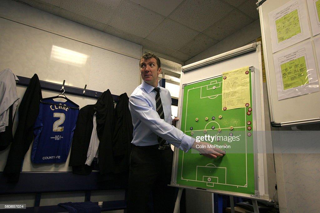 UK - Burscough FA Cup Shock : News Photo
