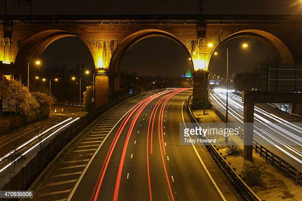 stockport viaduct - stockport stock-fotos und bilder