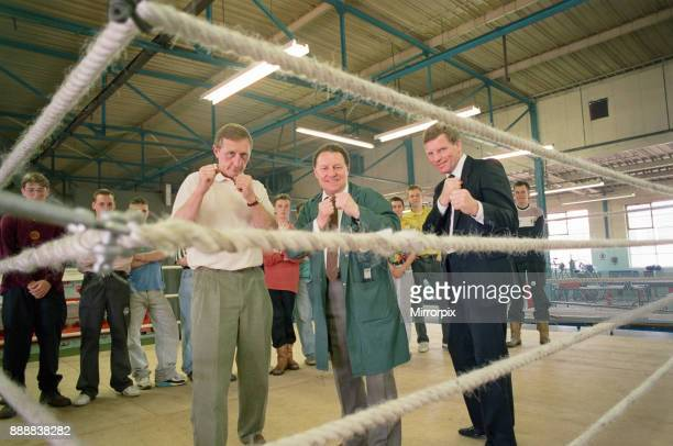 Stockton Boys Club have won their longest fight which lasted more than 20 years The lads have finally got their own boxing ring thanks to the efforts...