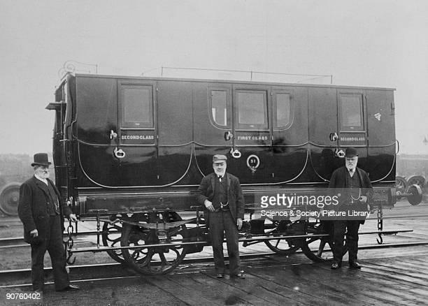 Stockton Darlington Railway coach no 31