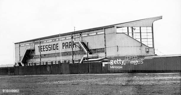Stockton Racecourse , also known as Teesside Park, 13th April 1971.