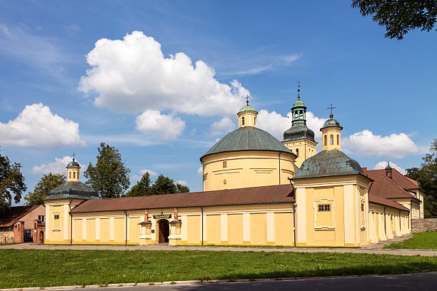 Stoczek Klasztorny Monastery