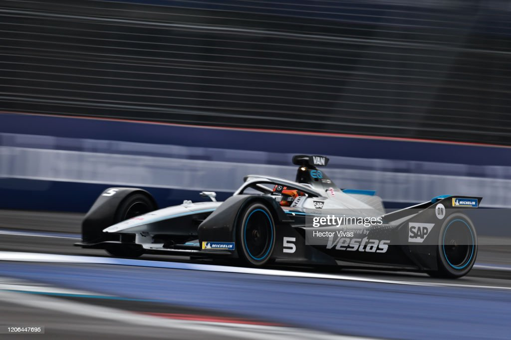 ABB FIA Formula E Championship - Mexico City E-Prix : News Photo