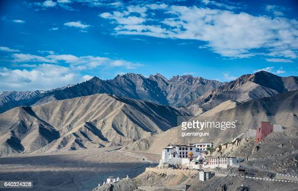 Stok Monastery near Leh, Ladakh, India