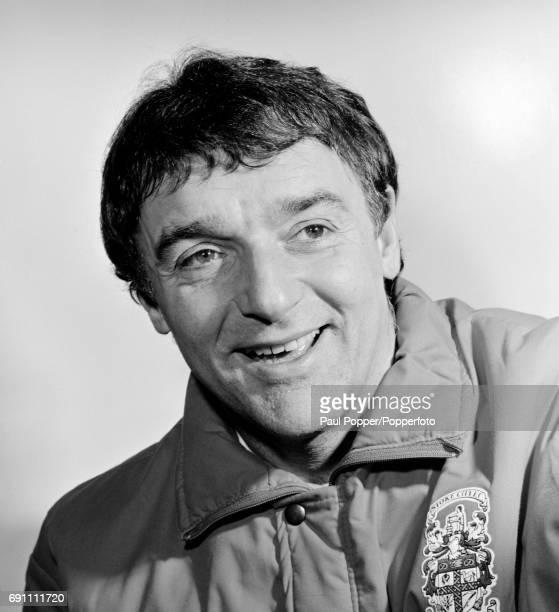 Stoke City manager Lou Macari circa 1992
