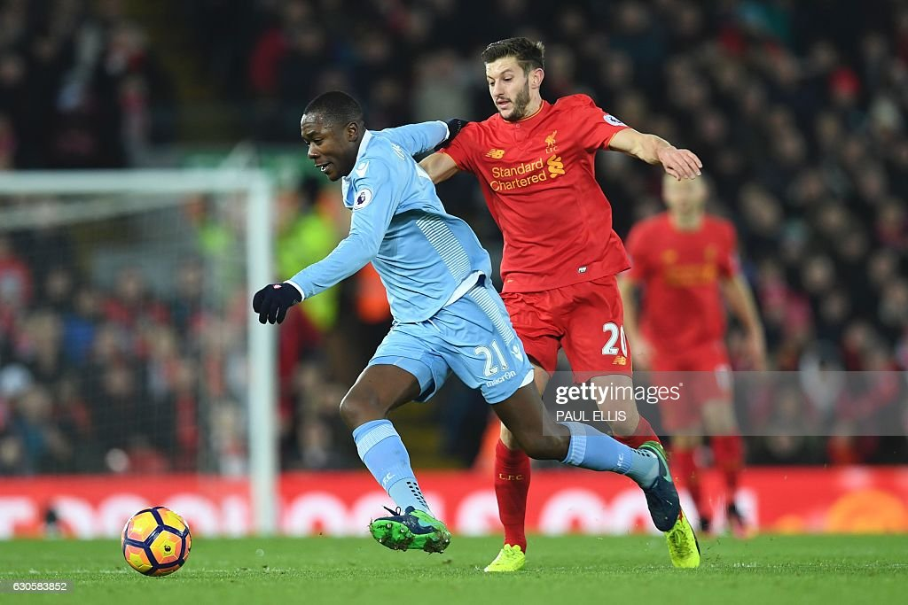 FBL-ENG-PR-LIVERPOOL-STOKE : News Photo