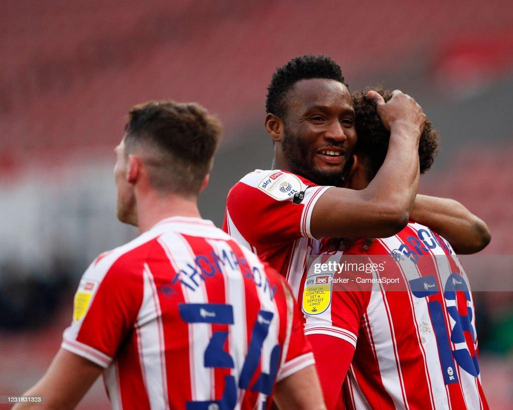 Stoke City v Derby County - Sky Bet Championship : News Photo