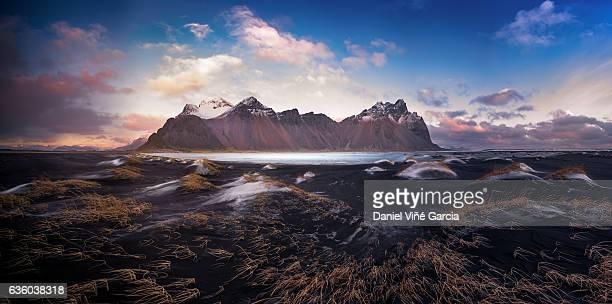 Stokksnes and Vestrahorn, Iceland