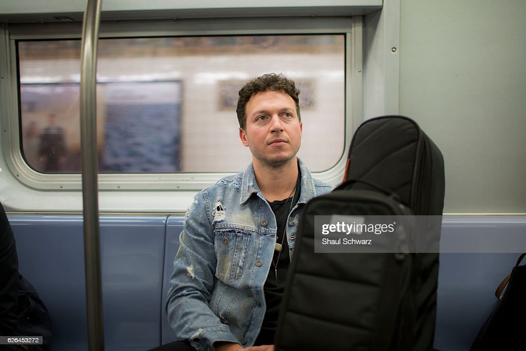 Stolar takes the subway to the recording studio. Through his singing and songwriting, Stolar expresses himself and offers support and encouragement to others living with a mental health condition. Stolar channels his experiences with bipolar disorder and depression into his music.
