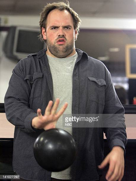EARL 'Stole A Badge' Episode 22 Pictured Ethan Suplee as Randy Hickey Photo by Hopper Stone/NBC/NBCU Photo Bank