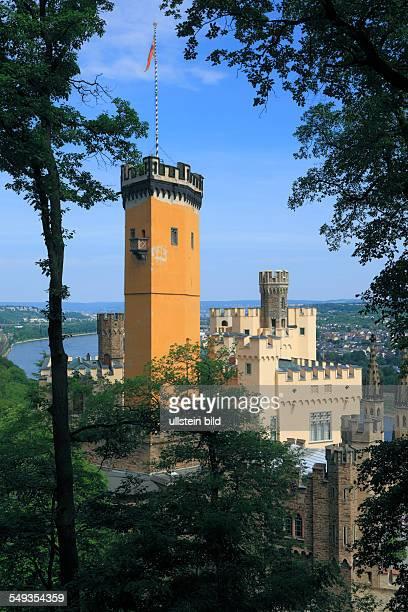 Stolzenfels Castle KoblenzStolzenfels