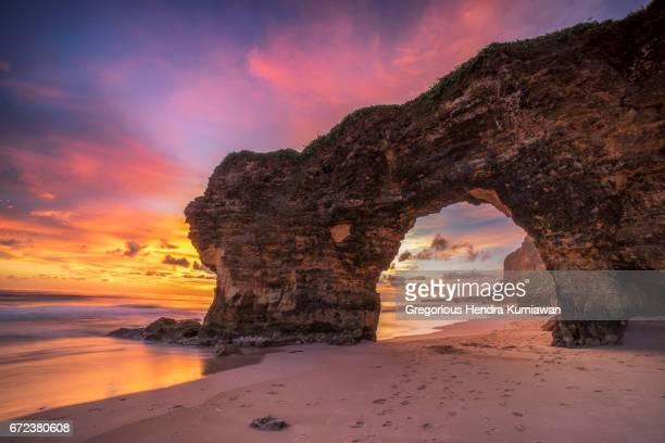 Stone Arch at Bwanna Beach