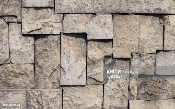 stone background - pietra materiale da costruzione foto e immagini stock