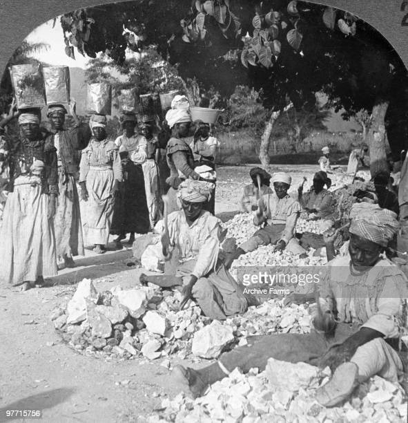 Stone Carriers Jamaica