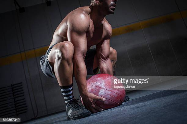 stone clean - snatch weightlifting stock photos and pictures