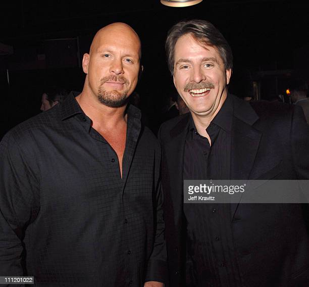 Stone Cold Steve Austin and Jeff Foxworthy *EXCLUSIVE*