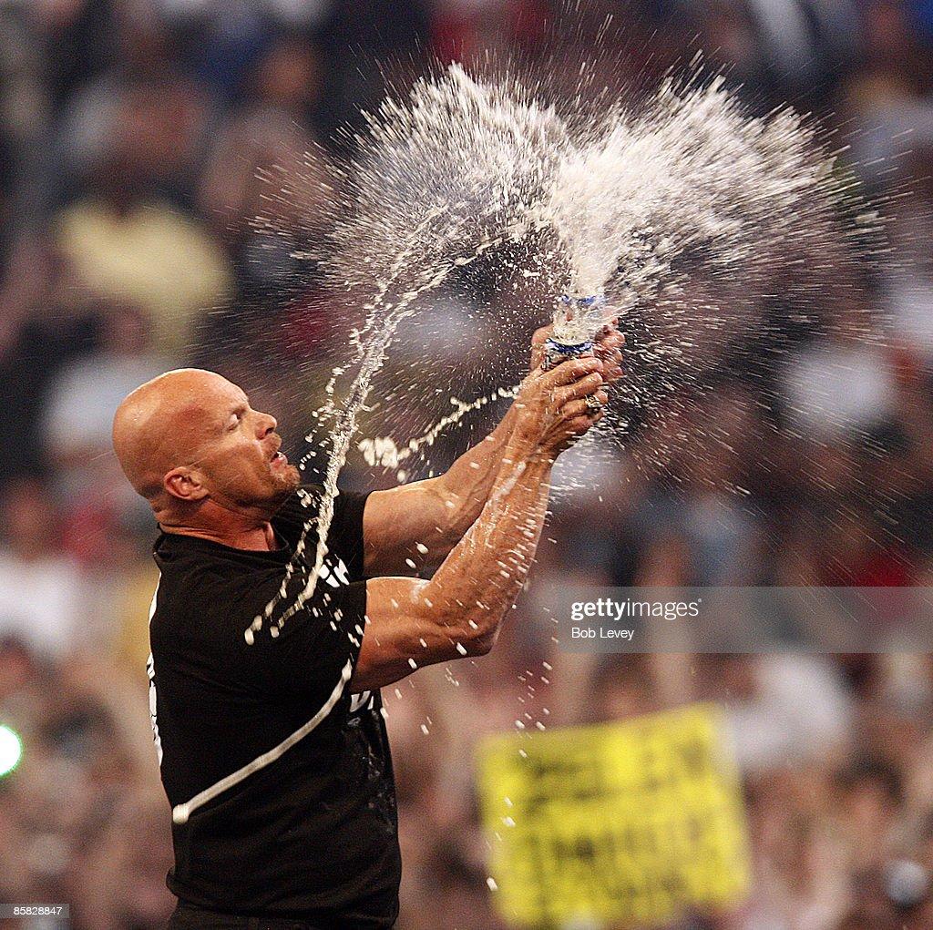 """WrestleMania 25"" - Inside : News Photo"