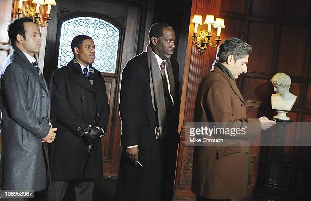 DETROIT 187 'Stone Cold' The detectives put their private problems on hold as Mason calls for 'all hands on deck' to investigate the murder of Dawn...