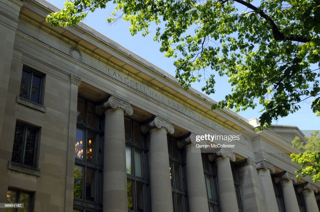 Former Dean Of Harvard Law School Nominated To U.S. Supreme Court : News Photo