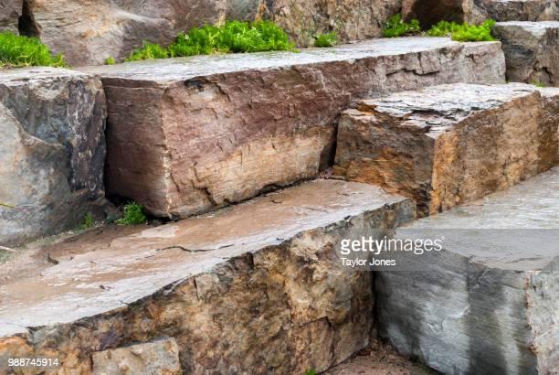 Stone Feature, Hermann Park