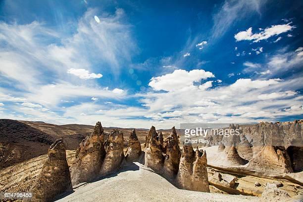 Stone Forest of Peru