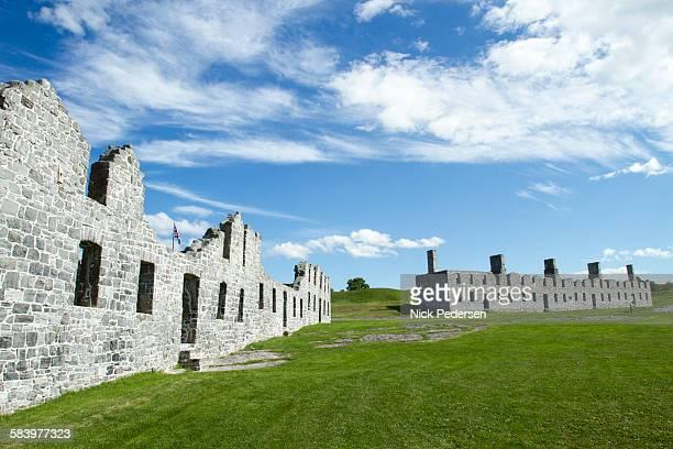 Stone Fort at Ticonderoga