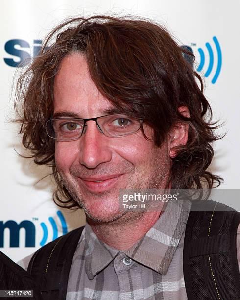 Stone Gossard of Brad visits SiriusXM Studio on May 24 2012 in New York City