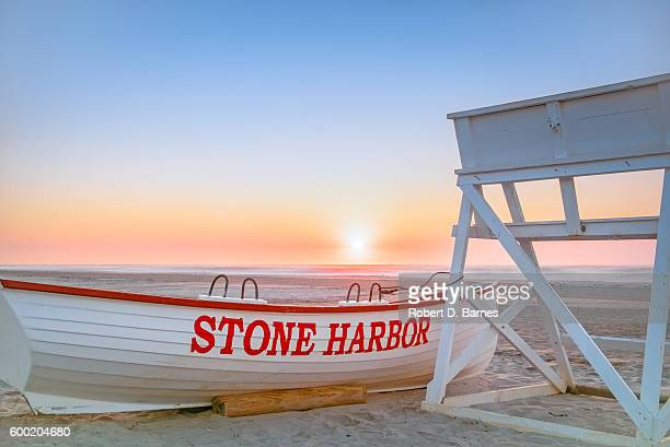 Stone Harbor Sunrise