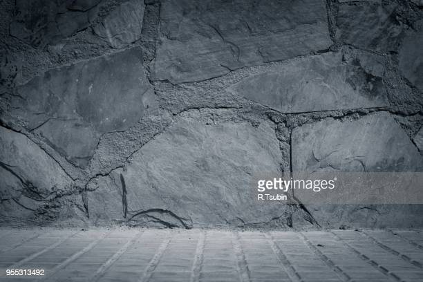 Stone made wall texture background