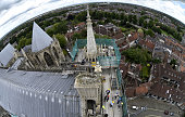York Minster conservation project