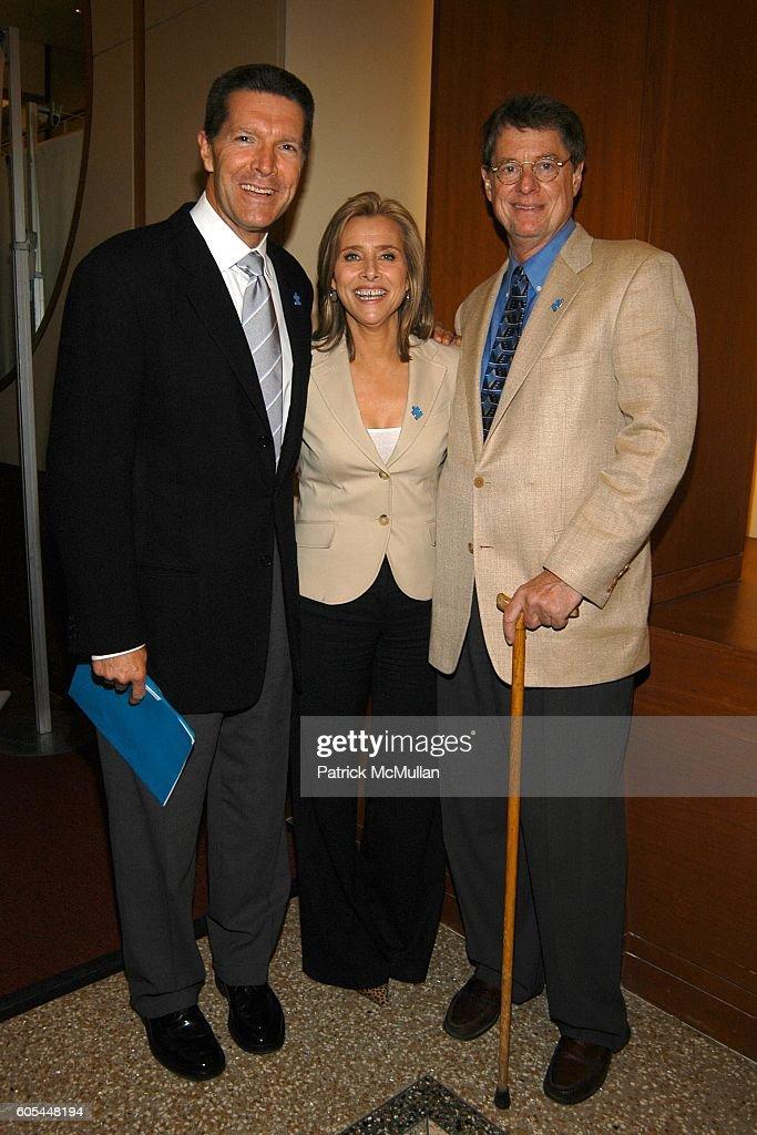 Stone Phillips, Meredith Vieira og Richard Cohen Deltag-9842