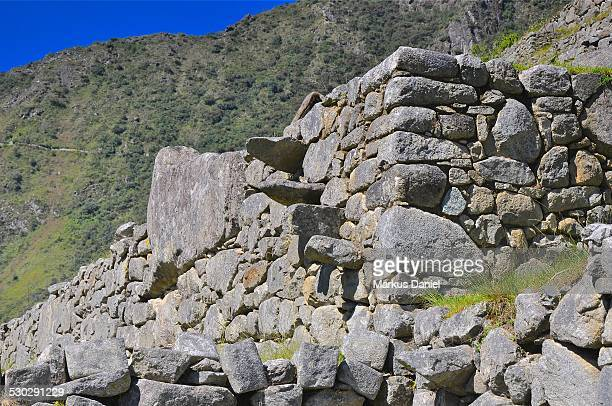 "stone steps at agricultural terraces - ""markus daniel"" stock pictures, royalty-free photos & images"