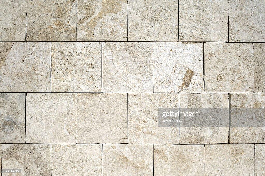 石の壁の背景パターンテクスチャ : ストックフォト