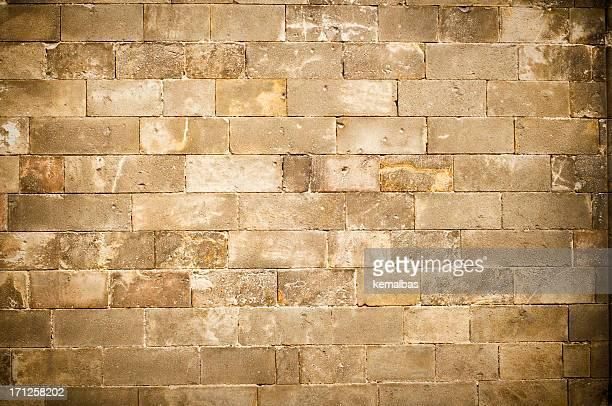 stone wall texture - sandstein stock-fotos und bilder