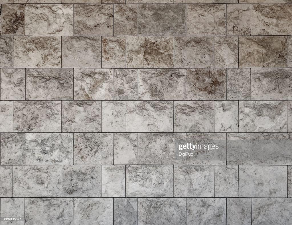 Stone wall texture : Stock Photo