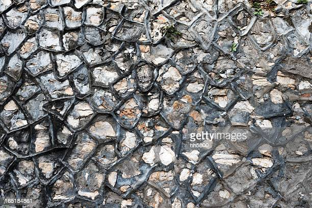 Stone Wall Textured Backgrounds