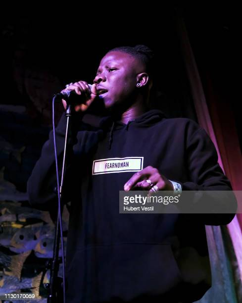 Stonebwoy performs onstage at SXSW presents Reggae during the 2019 SXSW Conference and Festivals at Flamingo Cantina on March 12 2019 in Austin Texas