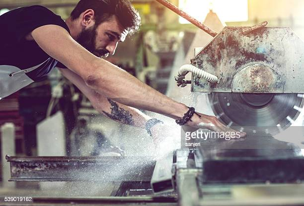 stonecutter working - sculptor stock pictures, royalty-free photos & images