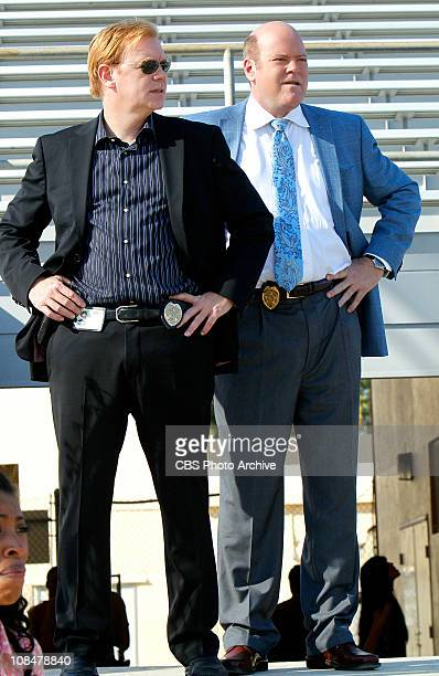 'Stoned Cold' The CSIs try to figure out which nerd took revenge when a high school bully is stoned to death on CSI MIAMI Sunday Feb 27 on the CBS...