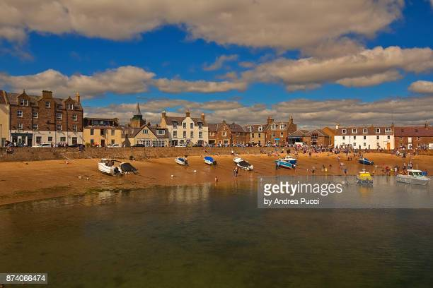 Stonehaven Harbor, Scotland, United Kingdom