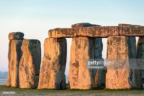 stonehenge, salisbury plain, wiltshire - stonehenge stock pictures, royalty-free photos & images